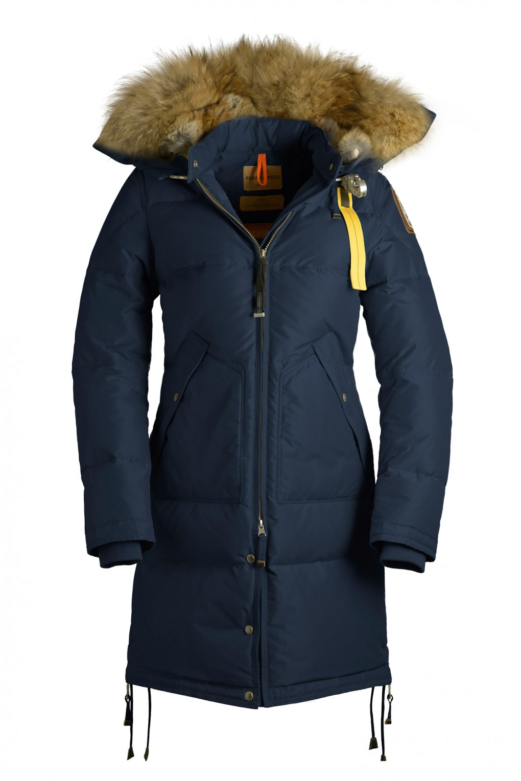 parajumpers LONG BEAR woman outerwear Marine