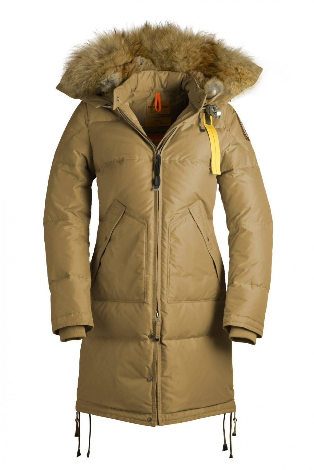 parajumpers LONG BEAR woman outerwear Honey