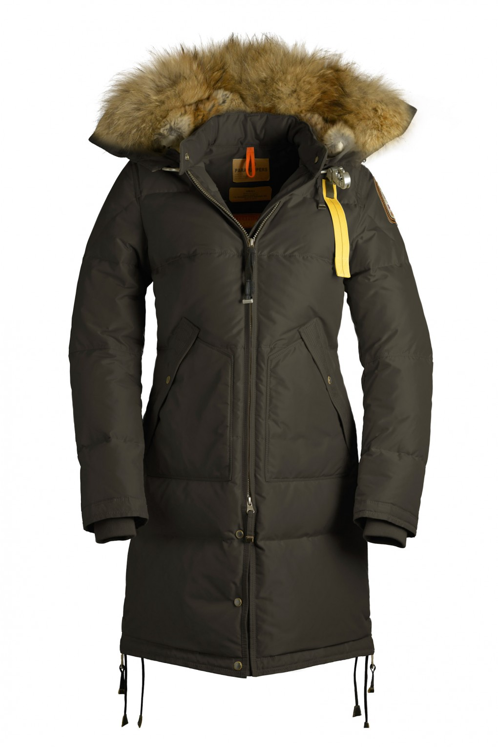 parajumpers LONG BEAR woman outerwear Olive
