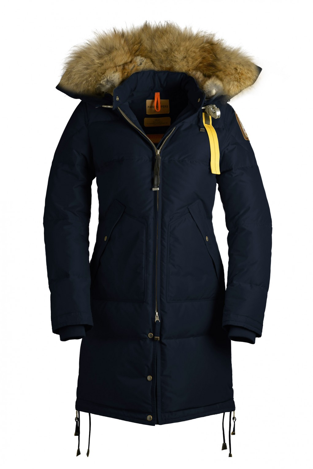 parajumpers LONG BEAR woman outerwear Navy