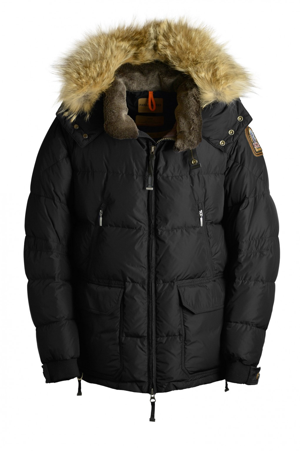 parajumpers MAINE man outerwear Black