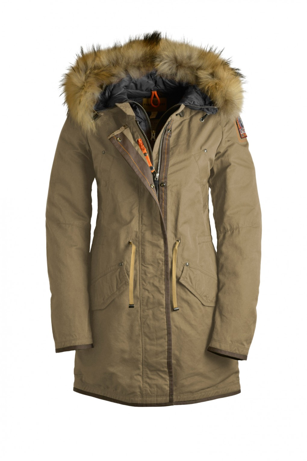 parajumpers MARILYN woman outerwear Sand