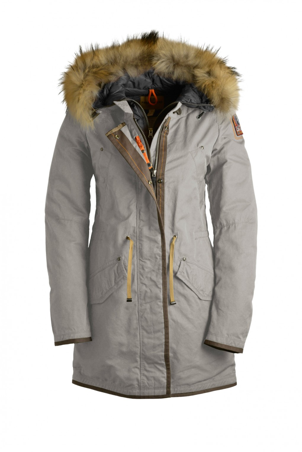 parajumpers MARILYN woman outerwear Ecru