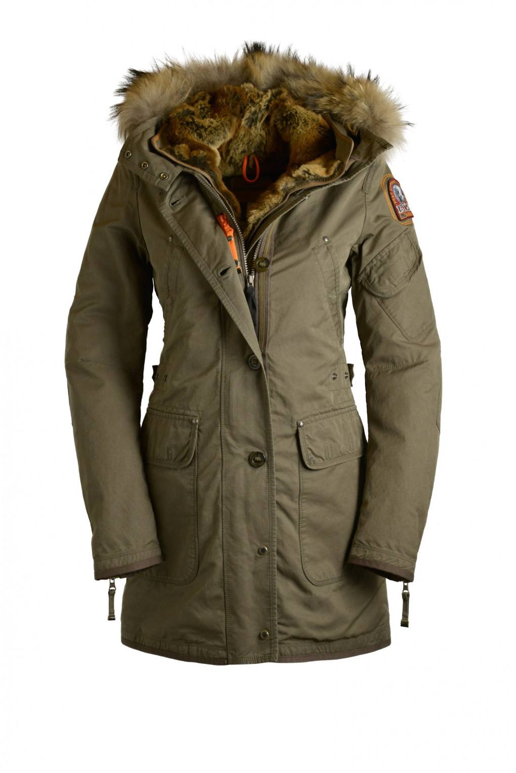 parajumpers NICOLE woman outerwear Army