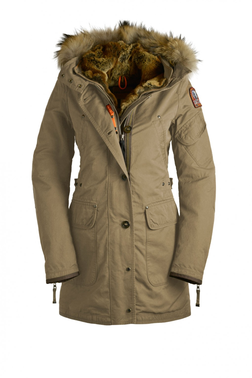 parajumpers NICOLE woman outerwear Sand