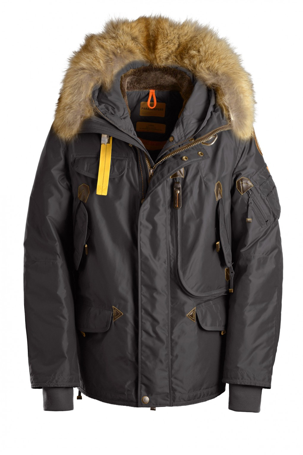 parajumpers RIGHT HAND man outerwear Brown