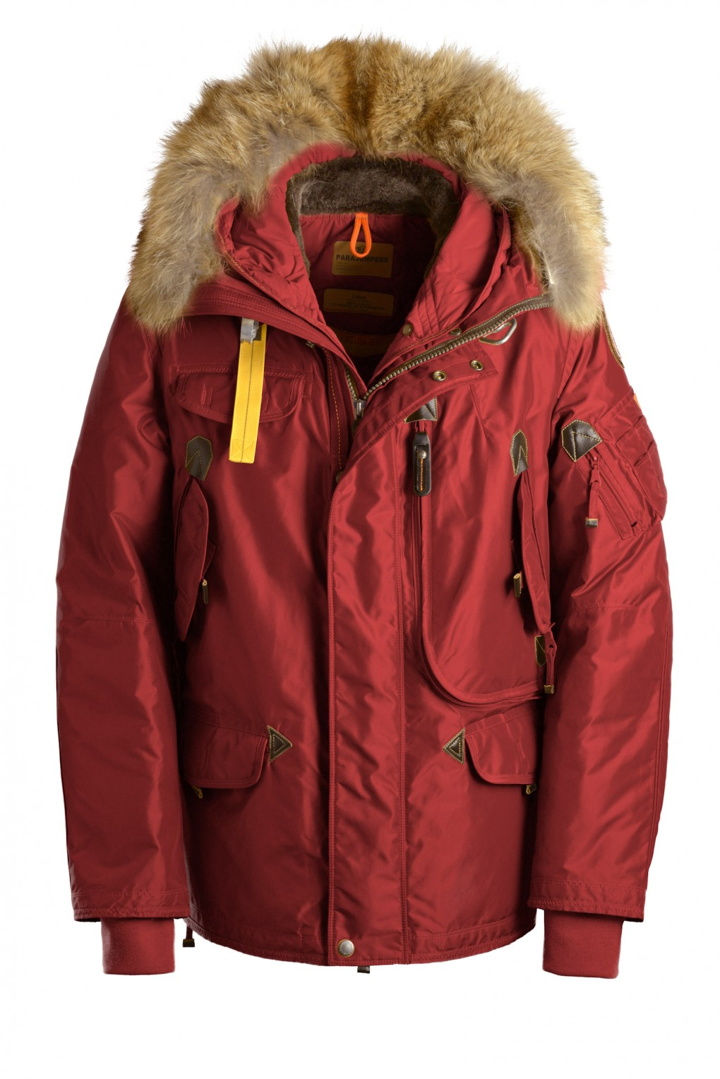 parajumpers RIGHT HAND man outerwear Red