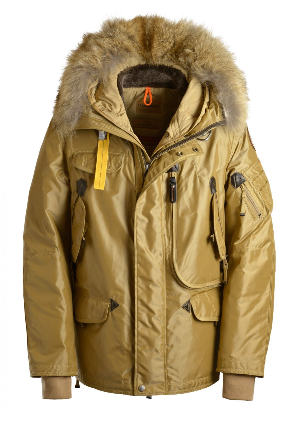 parajumpers RIGHT HAND man outerwear Honey
