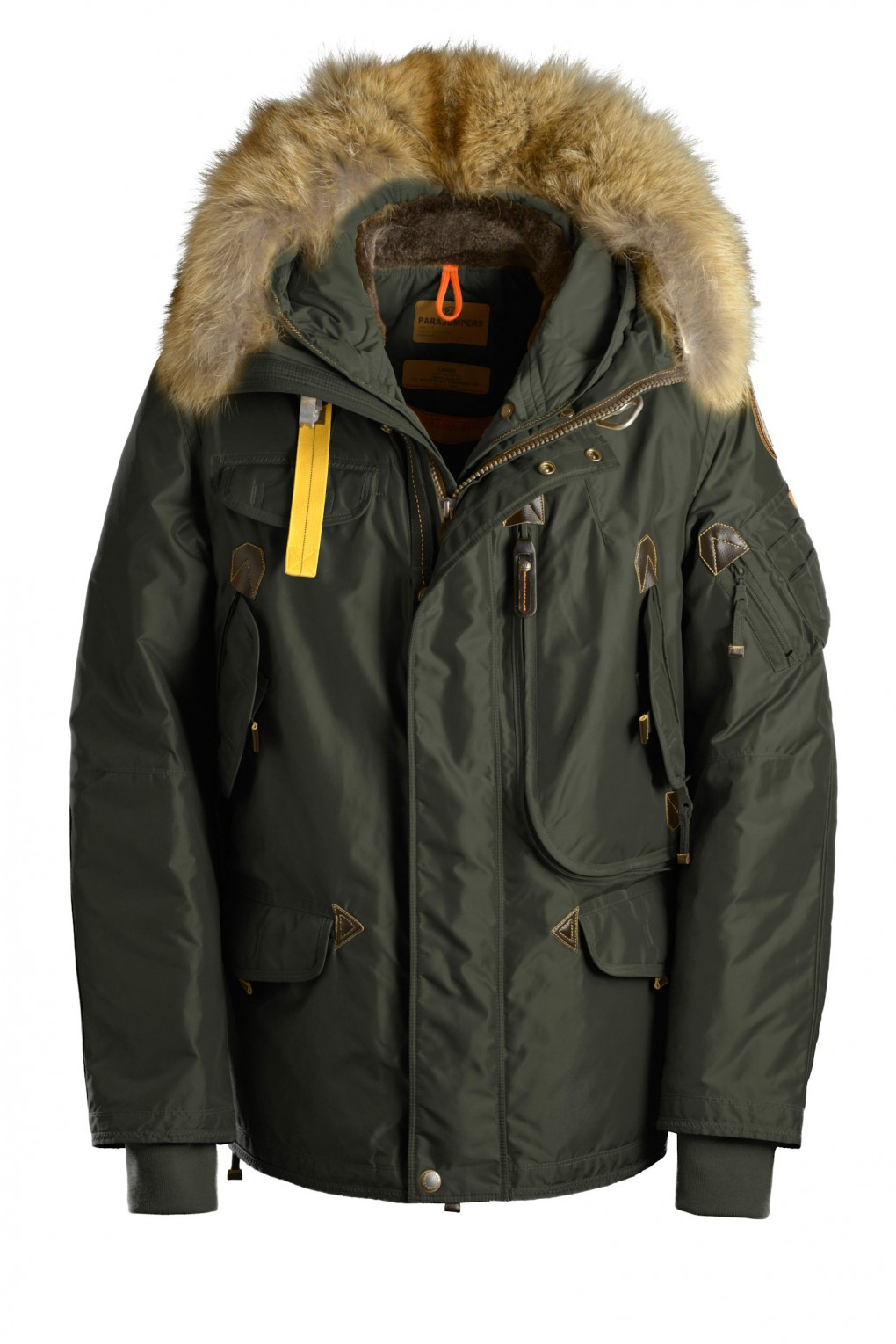 parajumpers RIGHT HAND man outerwear Olive