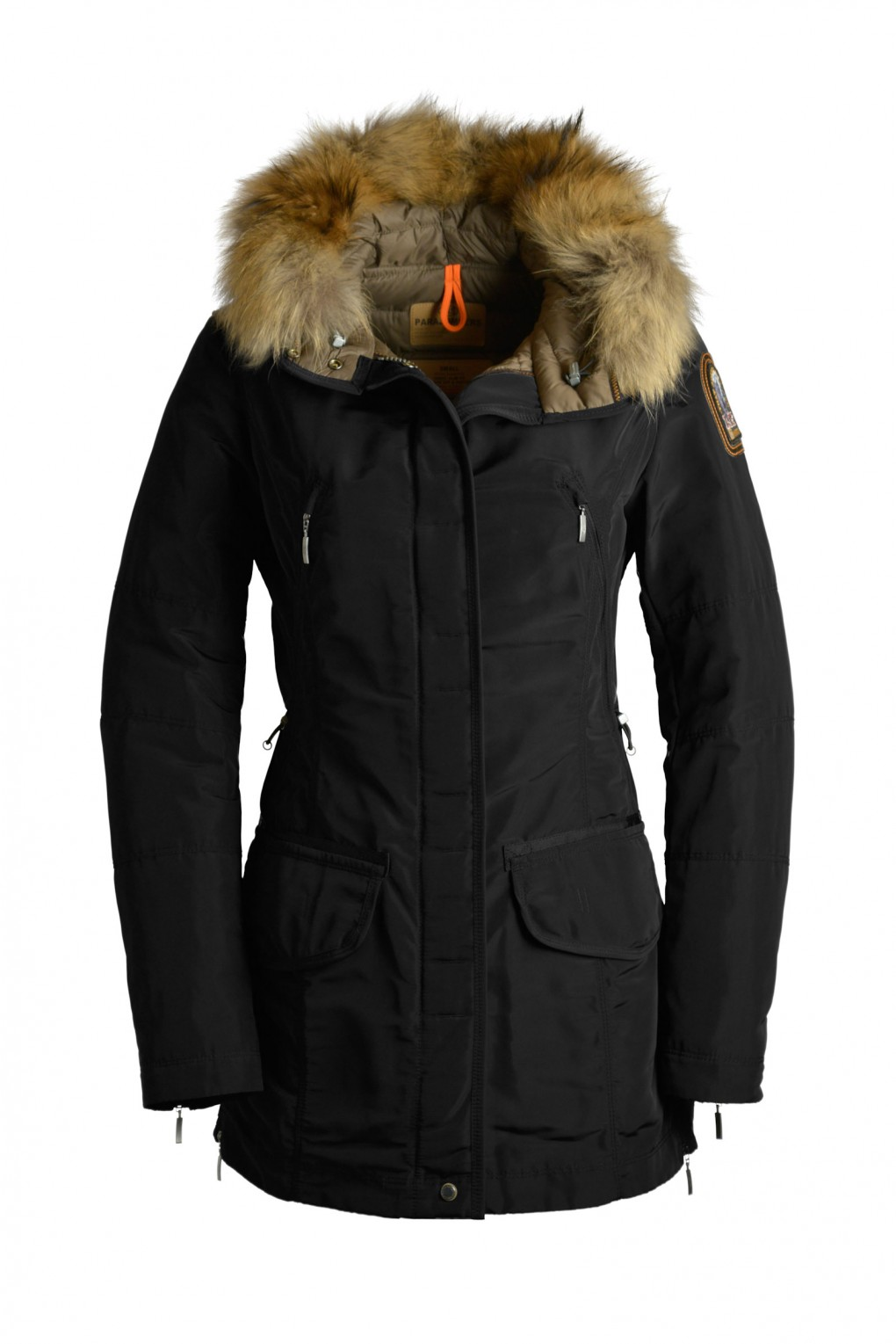 parajumpers RITA woman outerwear Black