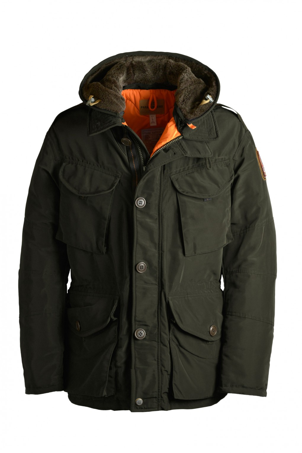 parajumpers TYPE -N-6E man outerwear Olive