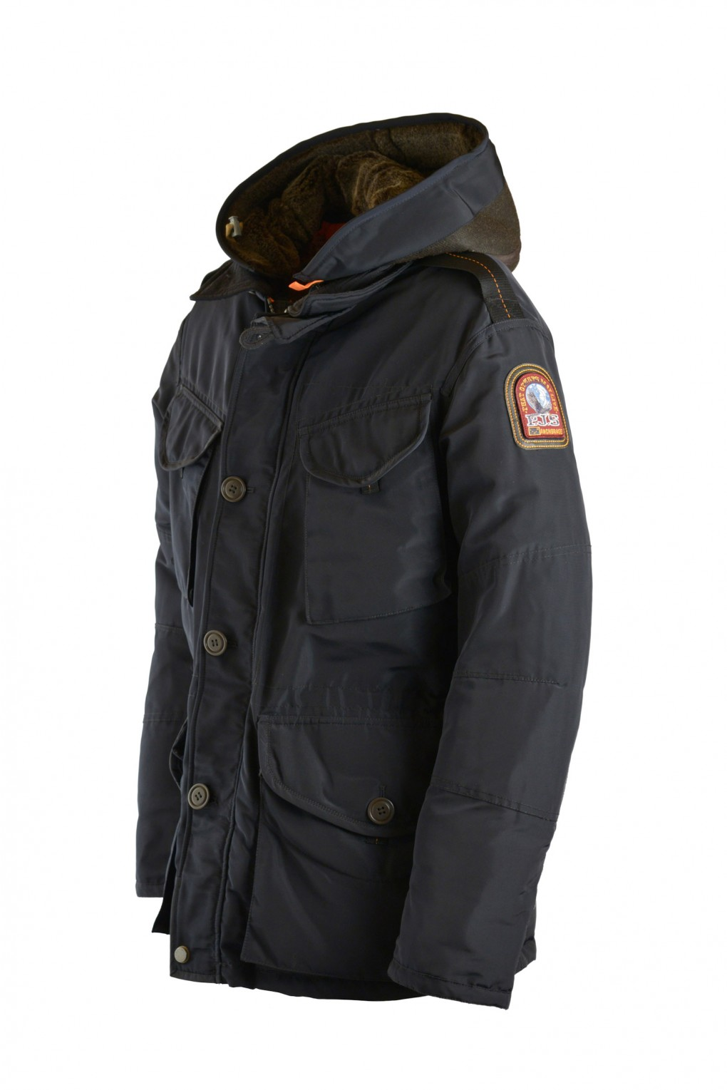 parajumpers TYPE -N-6E man outerwear Blue Black