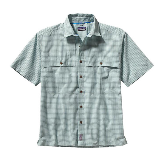 PATAGONIA MEN'S ISLAND HOPPER II SHIRT