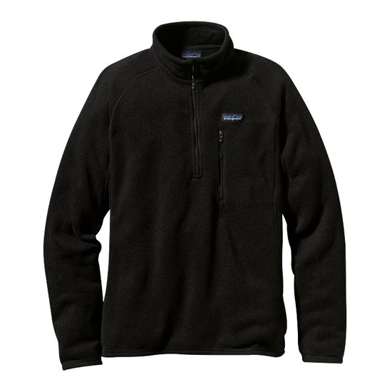 PATAGONIA MEN'S BETTER SWEATER® FLEECE 1/4-ZIP