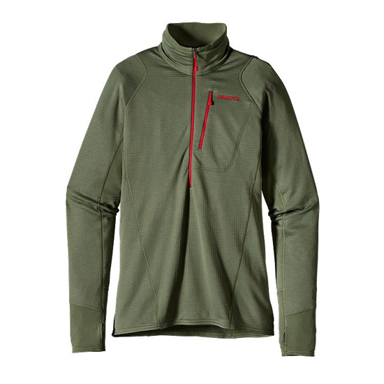 PATAGONIA MEN'S R4® FLEECE PULLOVER