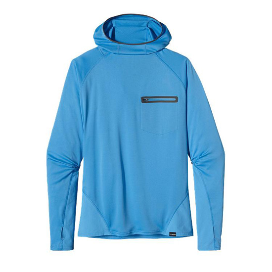 PATAGONIA MEN'S SUNSHADE TECHNICAL HOODY
