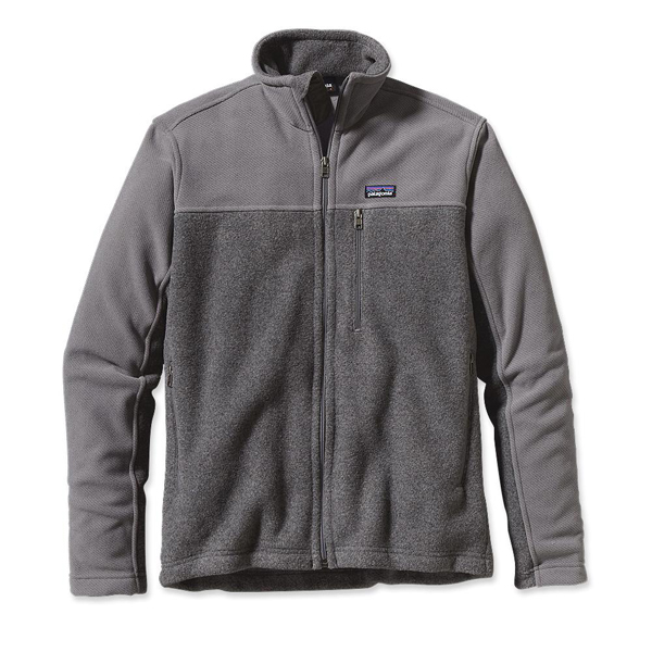 Patagonia Men's Simple Synchilla® Jacket Nickel