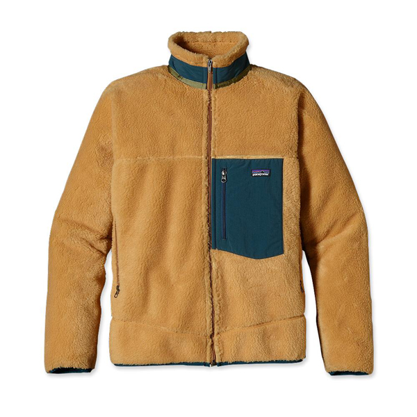 Patagonia Men's Classic Retro-X Jacket Prairie Gold