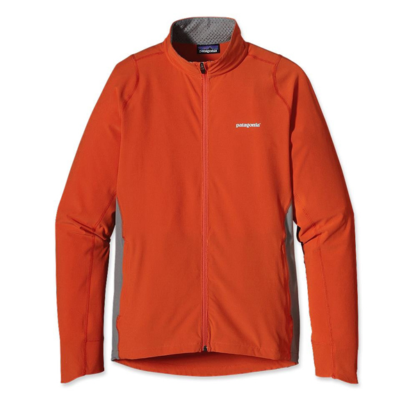 Patagonia Men's Traverse Jacket Eclectic Orange