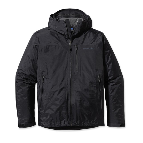 Patagonia Men's Insulated Torrentshell Jacket Black