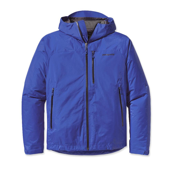 Patagonia Men's Insulated Torrentshell Jacket Viking Blue