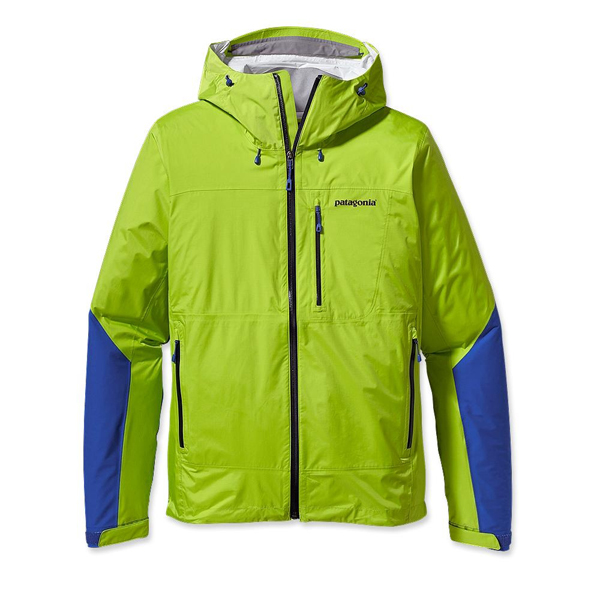 Patagonia Men's Torrentshell Stretch Jacket Lotus Green