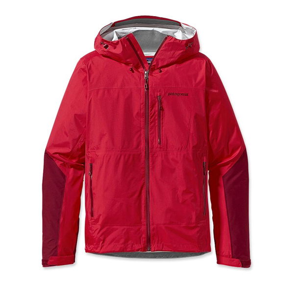 Patagonia Men's Torrentshell Stretch Jacket Red Delicious