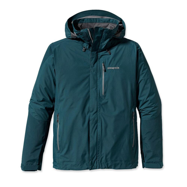 Patagonia Men's Piolet Jacket Tidal Teal