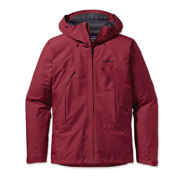 Patagonia Men's Storm Jacket Wax Red