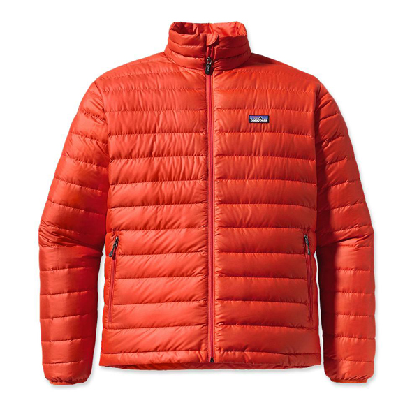 Patagonia Men's Down Sweater Eclectic Orange