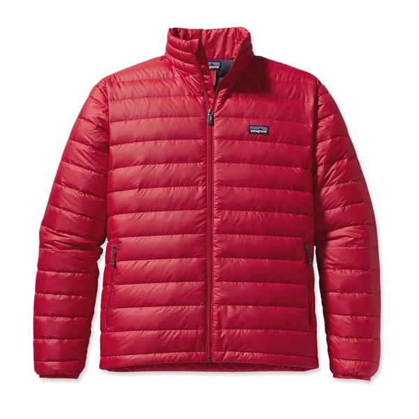 Patagonia Men's Down Sweater Red Delicious