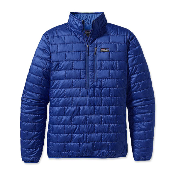 Patagonia Men's Nano Puff® Pullover Viking Blue