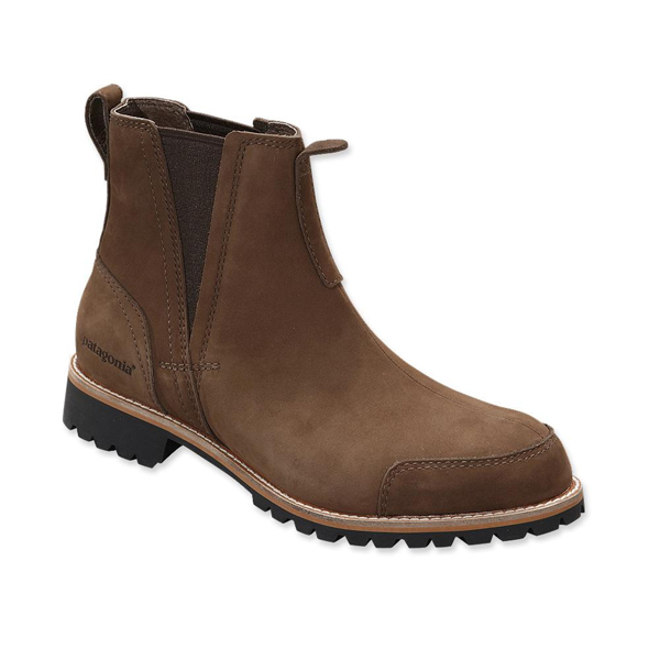 Patagonia Men's Tin Shed Chelsea Dark Earth