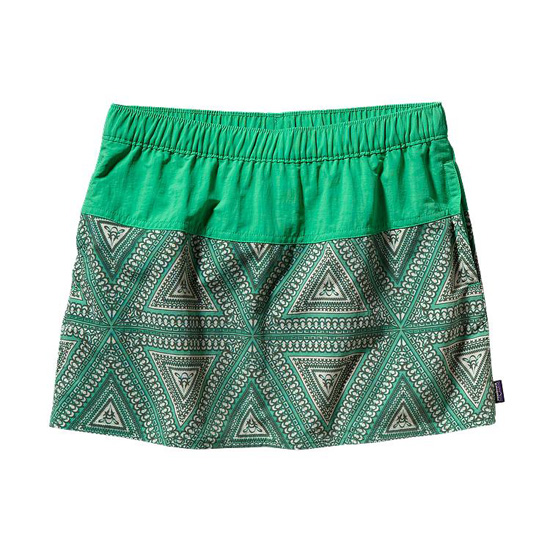 PATAGONIA WOMEN'S BAGGIES SKIRT