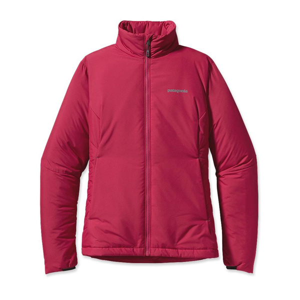 Patagonia Women's Micro Puff Jacket Jeweled Berry