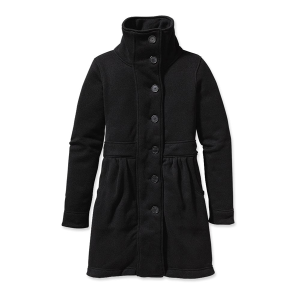 Patagonia Women's Better Sweater™ Coat Black