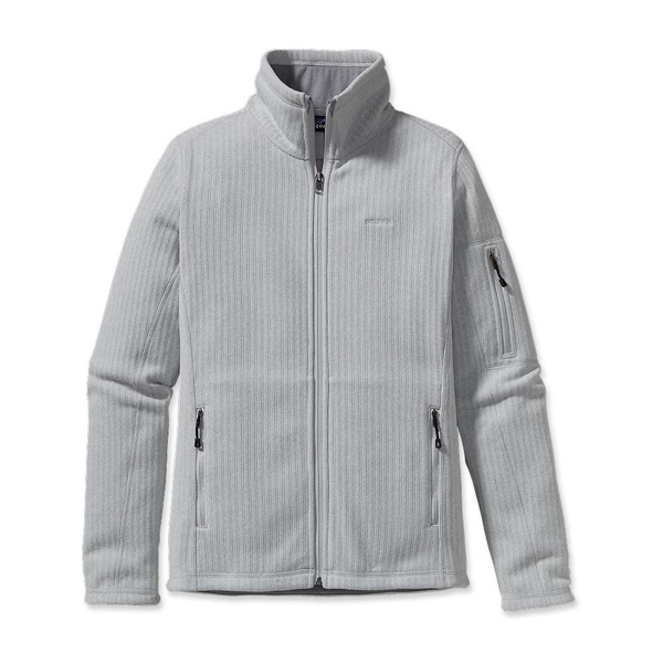 Patagonia Women's Better Sweater™ Cables Jacket Tailored Grey
