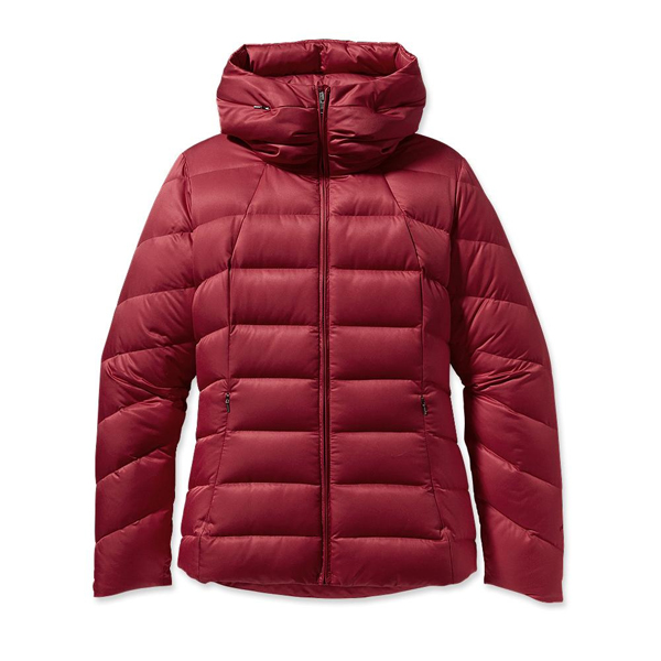 Patagonia Women's Downtown Loft Jacket Wax Red