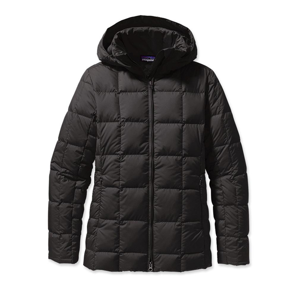 Patagonia Women's Down With It Jacket Black