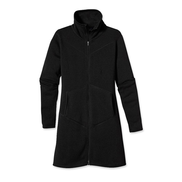 Patagonia Women's Full Zip Better Sweater™ Coat Black