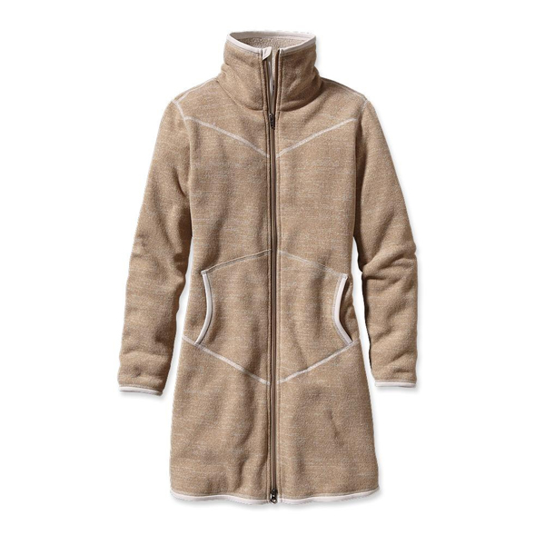 Patagonia Women's Full Zip Better Sweater™ Coat Birch White