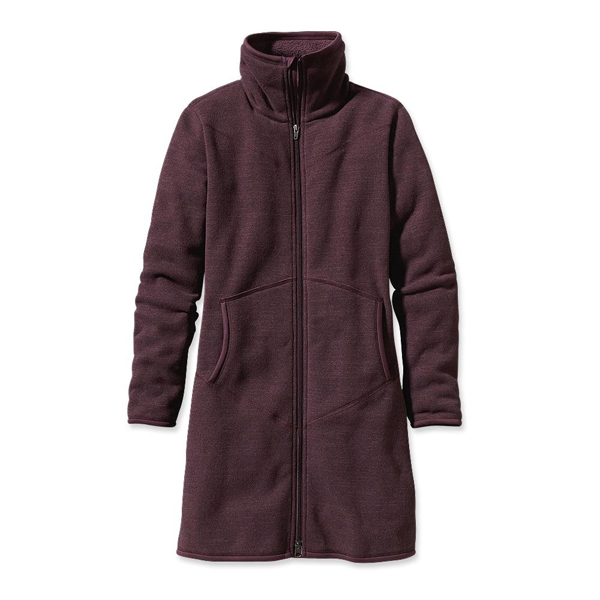 Patagonia Women's Full Zip Better Sweater™ Coat Whiskey Plum