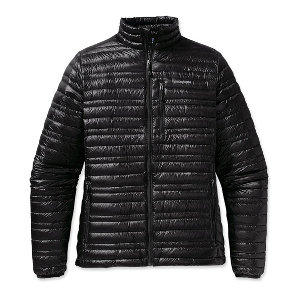 Patagonia Women's Ultralight Down Jacket Black