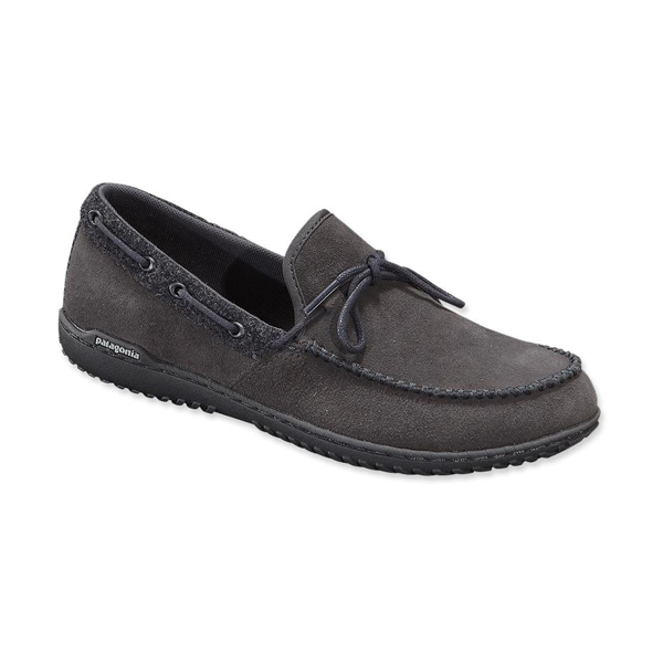 Patagonia Women's Kula Moccasin Forge Grey