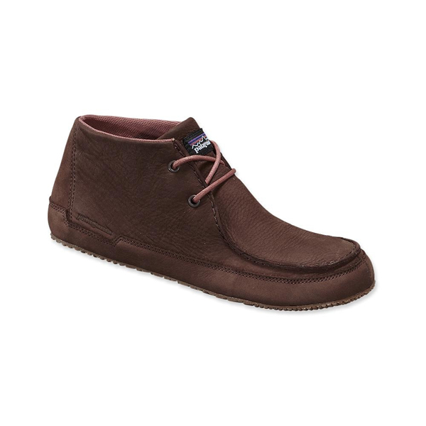 Patagonia Women's Advocate Chukka Smooth Sable Brown
