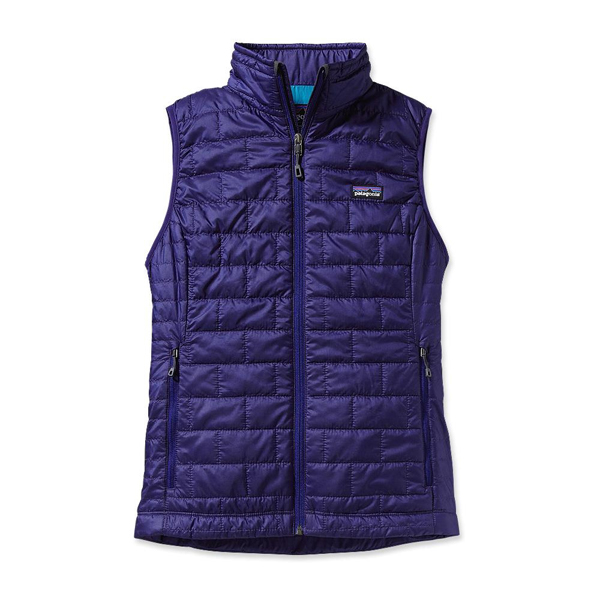 Patagonia Women's Nano Puff® Vest Blue Butterfly