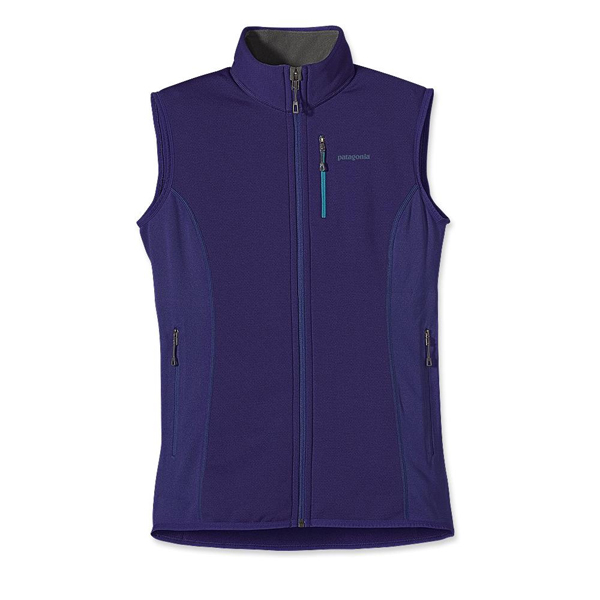 Patagonia Women's Piton Hybrid Vest Blue Butterfly