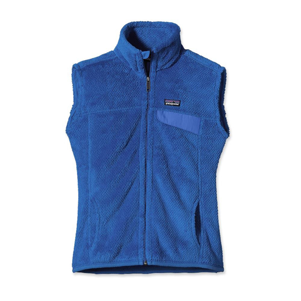 Patagonia Women's Re-Tool Vest Oasis Blue - Oasis Blue