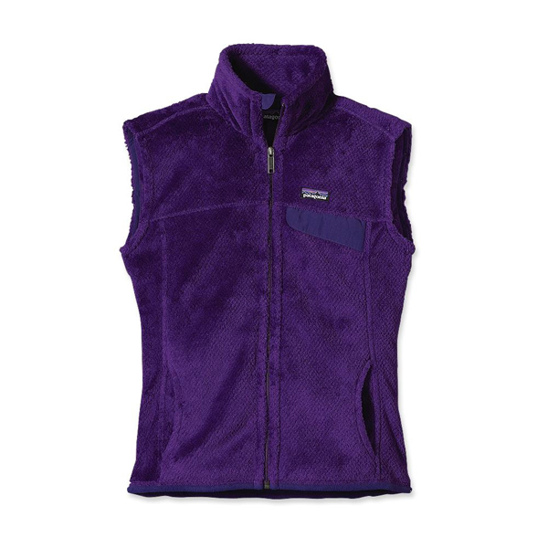 Patagonia Women's Re-Tool Vest Purple - Blue Butterfly