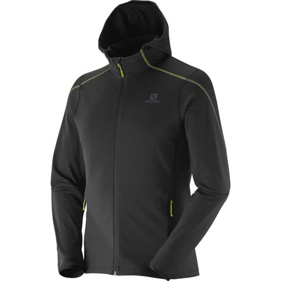 SALOMON DISCOVERY HOODED MIDLAYER M